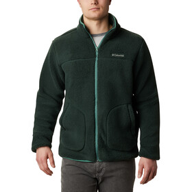 Columbia Rugged Ridge II Sherpa Fleece Jas Heren, spruce/thyme green